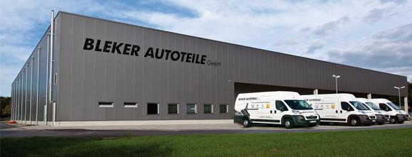 Logistikzentrum Bleker